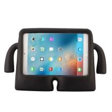 Kryt / stojánek pro Apple iPad mini 1 / 2 / 3 / 4 - pro děti - pěnový - černý