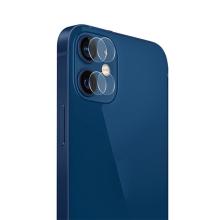 Tvrzené sklo (Tempered Glass) ENKAY pro Apple iPhone 12 / 12 Pro - na čočku zadní kamery - 2x 2 kusy