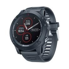 Fitness chytré hodinky ZEBLAZE Vibe 3 IPS - kruhový IPS displej - Bluetooth + GPS - vodotěsné - černé