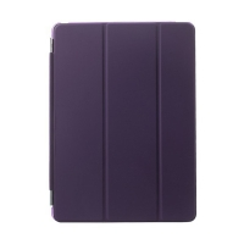 Ochranné pouzdro s odnímatelným Smart Coverem pro Apple iPad Air 2 - matné - fialové
