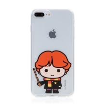 Kryt Harry Potter pro Apple iPhone 6 Plus / 6S Plus - gumový - Ron Weasley - průhledný