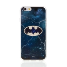 Kryt pro Apple iPhone 6 / 6S - Batman - průhledný