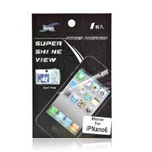 Ochranná zrcadlová fólie pro Apple iPod Nano 6.gen