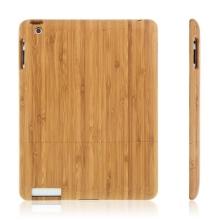 Dřevěný ochranný kryt pro Apple iPad 2. / 3. / 4.gen.