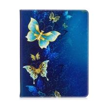 Pouzdro pro Apple iPad 2 / 3 / 4 - stojánek + prostor pro platební karty