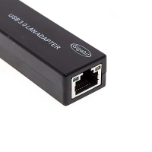 Ethernet adaptér USB 3.0 / RJ45, 10/100/1000Mbps