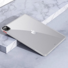 "Kryt pro Apple iPad Pro 11"" (2018 / 2020 / 2021) - plastový / gumový - bílý"