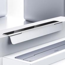 """Stojánek / podložka BASEUS pro Apple MacBook (velikosti 11"""" - 16"""") - kovový - stříbrný"""