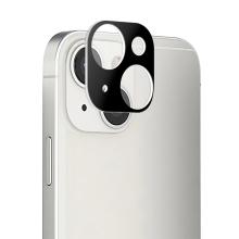 Tvrzené sklo (Tempered Glass) MOCOLO pro Apple iPhone 13 mini - na čočku fotoaparátu - kovový rámeček
