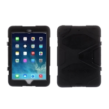 Kryt / obal GRIFFIN pro Apple iPad mini 1 / 2 / 3 - outdoor - odolný - plastový / silikonový - černý