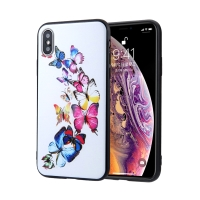 Kryt pro Apple iPhone Xs Max - plast / guma