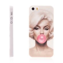 Kryt pro Apple iPhone 5 / 5S / SE plastový Marilyn Monroe