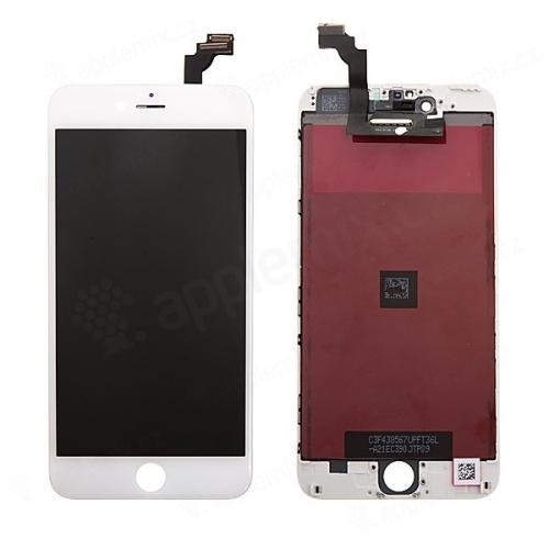 LCD panel + dotykové sklo (touch screen digitizér) pro Apple iPhone 6 Plus - bílý