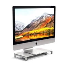 Stojánek / podstavec SATECHI pro Apple MacBook / iMac - hliníkový - stříbrný