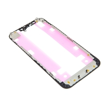 Rámeček předního panelu pro Apple iPhone 12 mini - černý - kvalita A+
