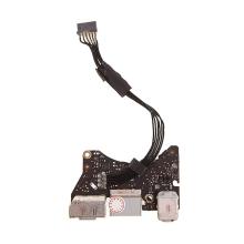 Napájecí konektor MagSafe + USB port + sluchátkový konektor pro Apple MacBook Air 11 A1370 Mid 2011 - kvalita A+