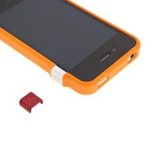 Bumper pro iPhone 4 / 4S - s náhradní spojkou