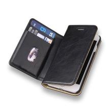 Pouzdro pro Apple iPhone 7 / 8 stojánek + dvojitý prostor pro platební kartu / s flipem