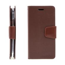 Pouzdro MERCURY Sonata Diary pro Apple iPhone X / Xs - stojánek a prostor na doklady