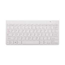 Bezdrátová WiFi klávesnice pro Mac / PC - bílá