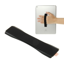 Samolepící poutko / pásek na ruku pro uchycení Apple iPad a další tablety - černé