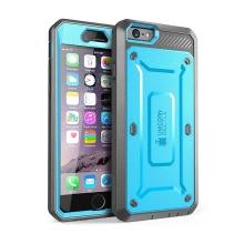 Pouzdro / kryt SUPCASE pro Apple iPhone 6 / 6S - outdoor / odolné - modré