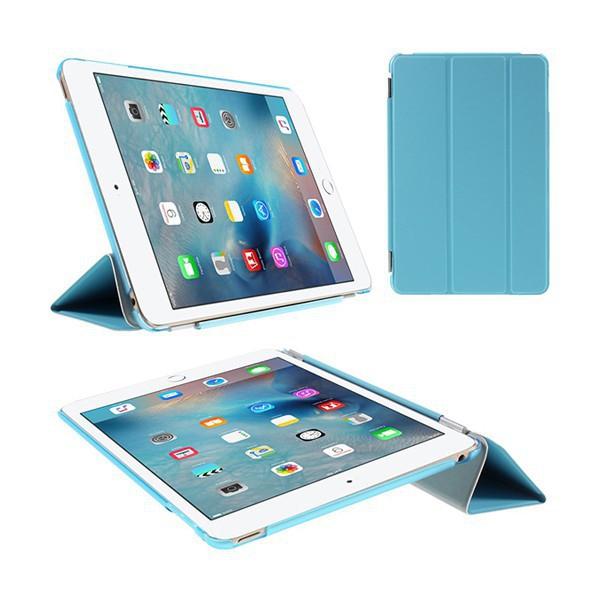 Pouzdro / kryt + Smart Cover pro Apple iPad mini 4 - modré