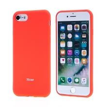 Kryt ROAR pro Apple iPhone 7 / 8 - gumový - růžový / plameňákový
