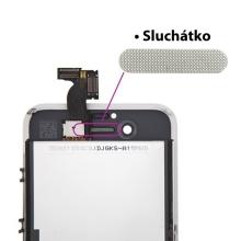 Náhradní set mřížek ke sluchátku, reproduktoru a mikrofonu pro Apple iPhone 4 / 4S - kvalita A+