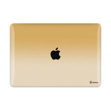 Obal / kryt BASEUS pro MacBook 12 Retina - plastový tenký - zlatý