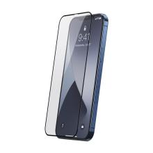 Tvrzené sklo (Tempered Glass) BASEUS pro Apple iPhone 12 / 12 Pro - přední - 2,5D - 0,25mm - 2 kusy