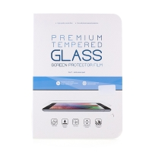 Tvrzené sklo (Tempered Glass) pro Apple iPad mini 6 - 2D hrana - čiré