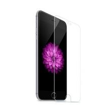 Tvrzené sklo (Tempered Glass) AMORUS pro Apple iPhone 6 Plus / 6S Plus - Anti-blue-ray - černý rámeček - 0,26mm