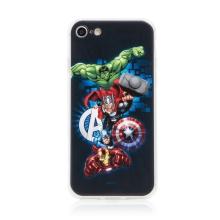 Kryt MARVEL pro Apple iPhone 7 / 8 / SE (2020) - Avengers - gumový