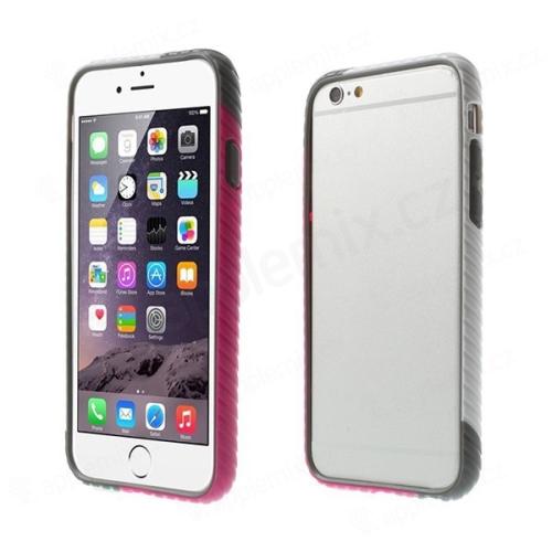 Plasto-gumový rámeček / bumper pro Apple iPhone 6 / 6S