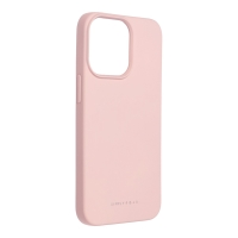 Kryt ROAR pro Apple iPhone 13 Pro - gumový - pískově růžový