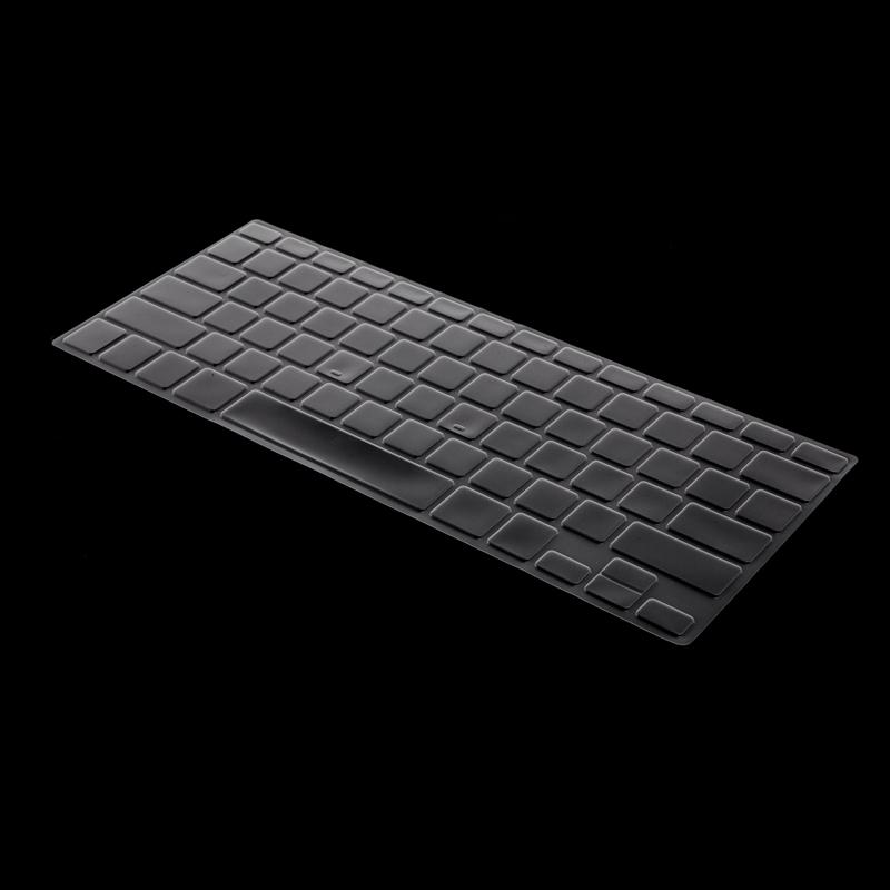 """Kryt klávesnice ENKAY pro Apple MacBook Pro Retina 13"""" / 15"""" - US verze - silikonový - průhledný"""