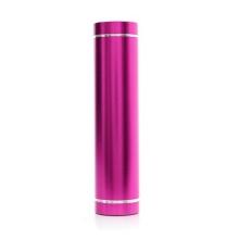 Mini externí baterie 2600mAh - růžová