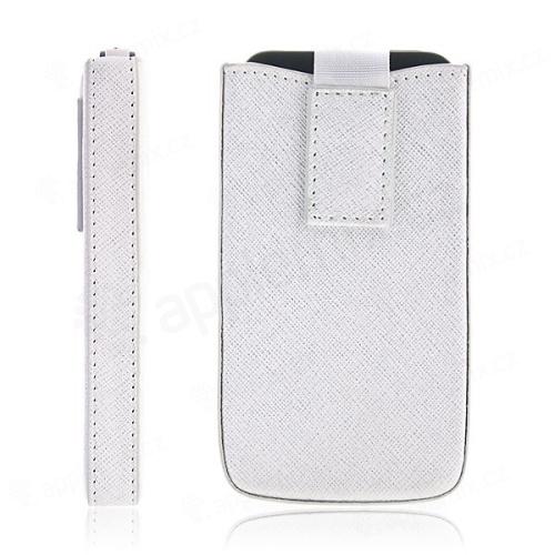 Ochranný kryt / pouzdro pro Apple iPhone 4 / 4S s páskem