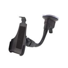 Držák do automobilu s přísavkou a flexi ramenem s možností uchycení na ventilátor pro Apple iPhone 3G / 3GS - černý