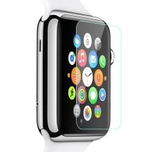 Super odolné tvrzené sklo (Tempered Glass) + ochranná fólie (čirá) HOCO pro Apple Watch 38mm Series 1 / 2 (tl. 0,15mm)