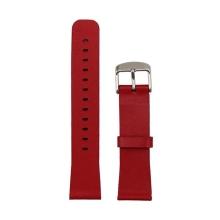 Řemínek pro Apple Watch 40mm Series 4 / 38mm 1 2 3 - kožený - červený
