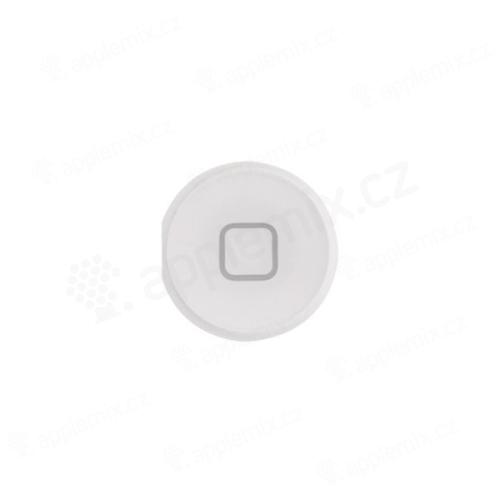 Tlačítko Home Button pro Apple iPad 3. / 4.gen. - bílé