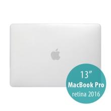 Obal / kryt pro MacBook Pro 13 Retina 2016 / 2017 (A1706, A1708) - plastový - průhledný