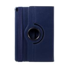Pouzdro pro Apple iPad Pro 10,5 - 360° otočný stojánek - tmavě modré