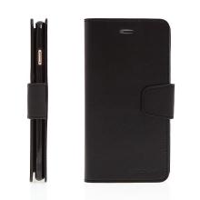 Pouzdro Mercury Sonata Diary pro Apple iPhone 6 Plus / 6S Plus - stojánek a prostor na osobní doklady - černé
