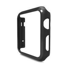 Kryt / rámeček pro Apple Watch 38mm Series 1 - plastový - černý