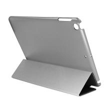 Pouzdro ENKAY pro Apple iPad Air 1 / 9,7 (2017-2018) - stojánek + funkce chytrého uspání - elegantní textura - černé