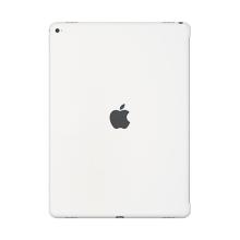 Originální kryt pro Apple iPad Pro 12,9 - výřez pro Smart Cover - silikonový - bílý