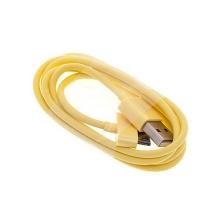 Synchronizační a nabíjecí kabel s 30pin konektorem pro Apple iPhone / iPad / iPod - silný - černý
